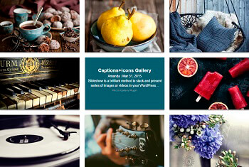 WordPress Gallery - Post Feed Expression