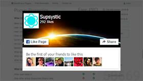 Facebook Popup for WordPress