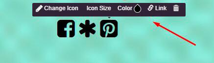 Icon Editing