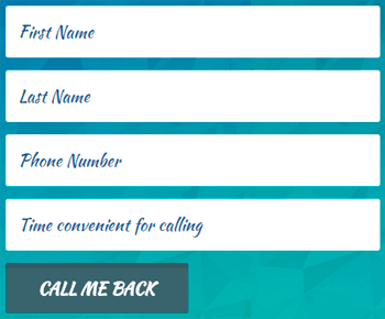 """Call me back"" Form - Contact Form by Supsystic"