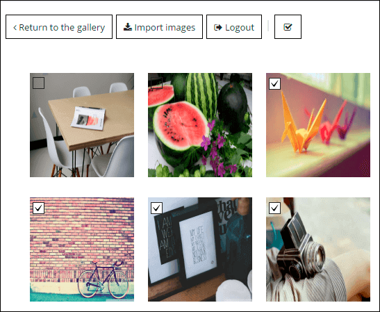 Tumbler import in Photo Gallery plugin