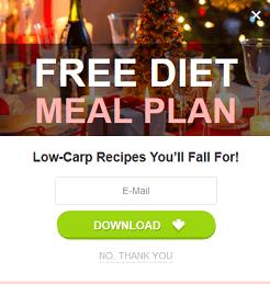 Popup - Christmas Recipes