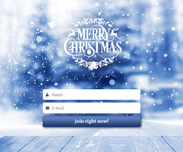 Popup - Merry Christmas