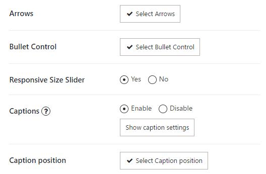 Jssor Slider Settings-2