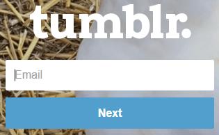 Tumblr Authorize
