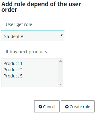 Add Role WooCommerce