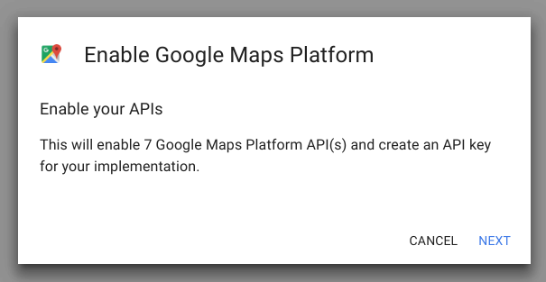 enable your APIs