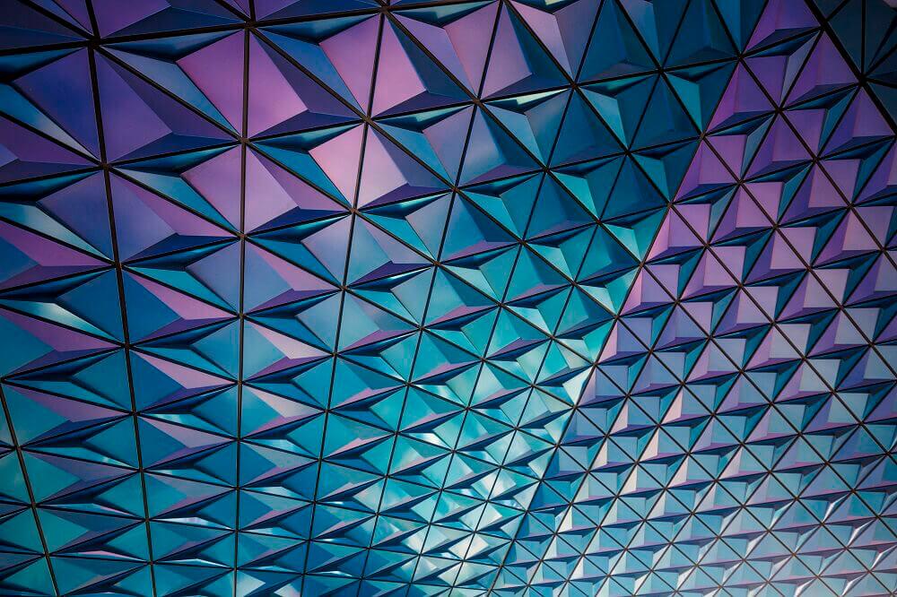 Violet Structure