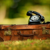 Telephone-vintage-photography