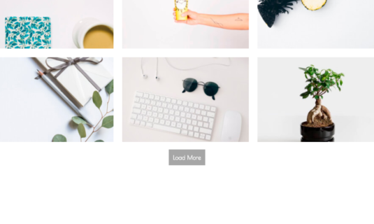 WordPress Gallery - Load More
