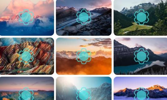 WordPress Gallery - Watermark