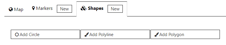 ultimate maps shapes