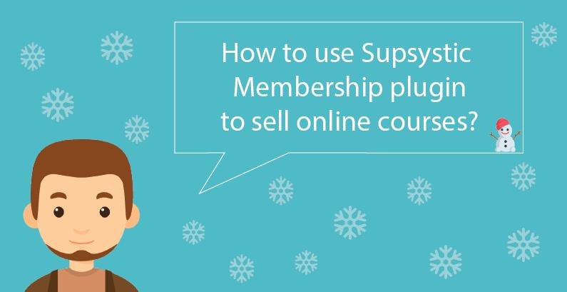 membership plugin