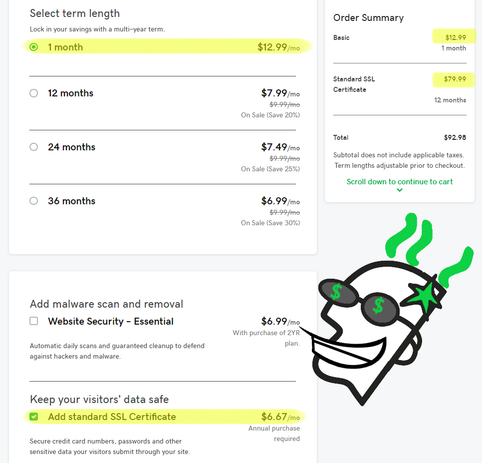 GoDaddy Review: We Tested Their Hosting For You - Ultimate
